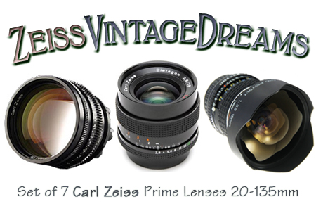 Zeiss Vintage Dreams (x7)