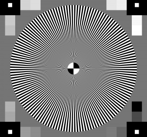 Camera-Focussing-Target